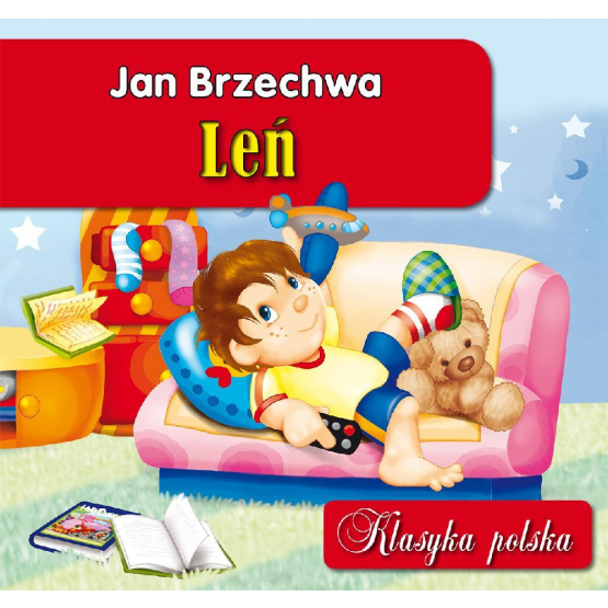 Książka Leń. Klasyka polska Brzechwa Jan