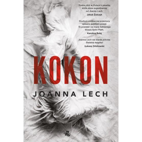 Książka Kokon Joanna Lech
