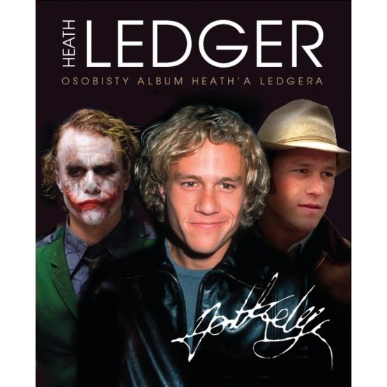 Książka Heath Ledger. Osobisty album Lander Suzanne