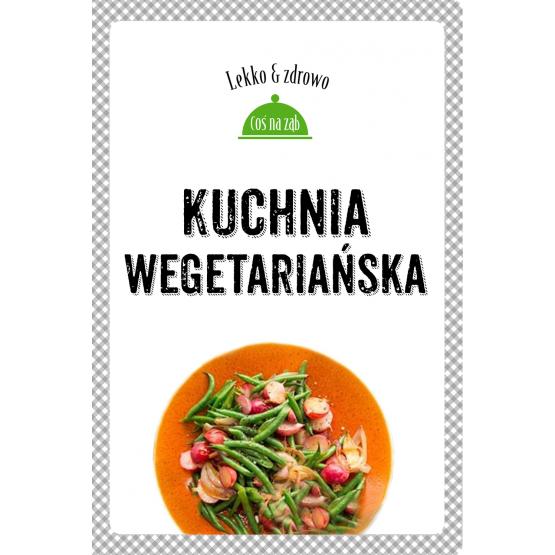 Książka Kuchnia wegetariańska Dobrowolska-Kierył Marta Mrowiec Justyna