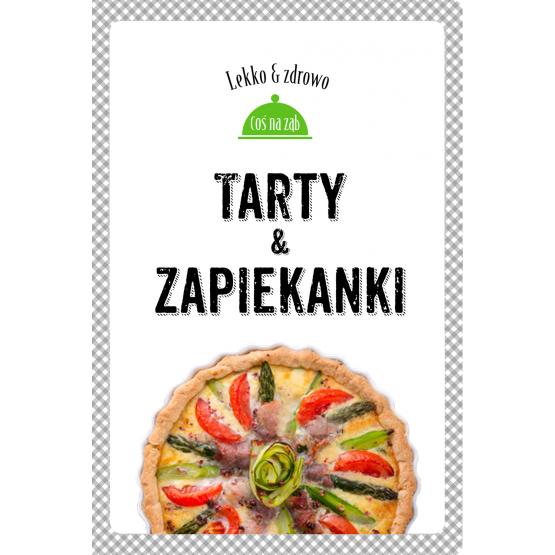 Książka Tarty i zapiekanki Dobrowolska-Kierył Marta Mrowiec Justyna