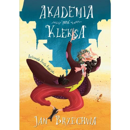 Książka Akademia Pana Kleksa Brzechwa Jan