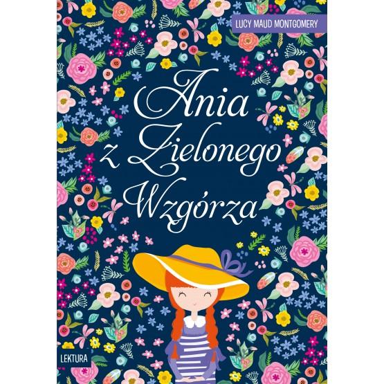 Książka Ania z Zielonego Wzgórza Montgomery Lucy Maud
