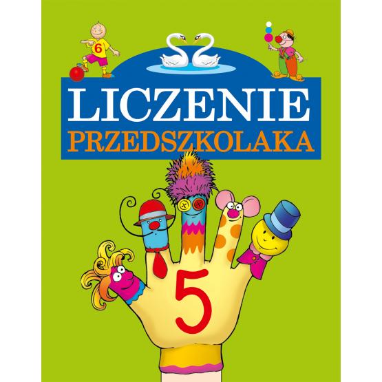 Książka Liczenie przedszkolaka Cichy Ludwik