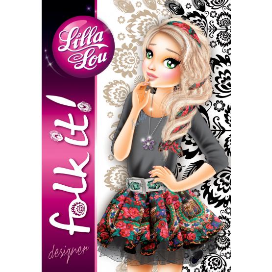 Książka Lilla Lou. Folk it! Praca zbiorowa