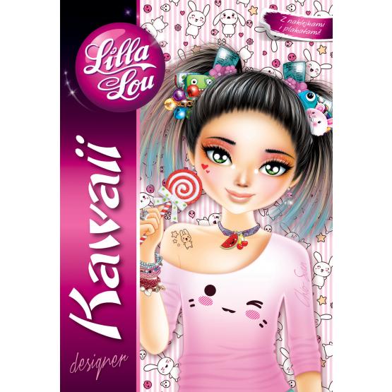 Książka Lilla Lou. Kawaii Praca zbiorowa