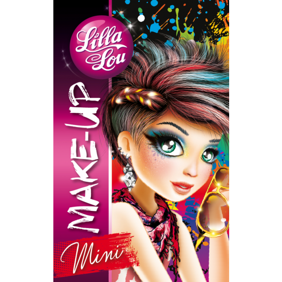 Lilla Lou mini. Make up