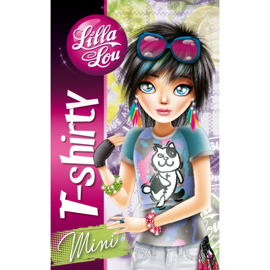 Książka Lilla Lou mini. T-shirts Praca zbiorowa