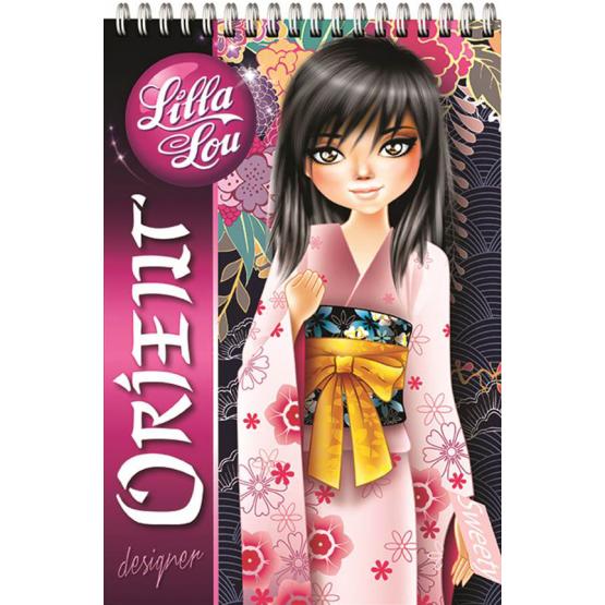 Książka Orient. LILLA LOU Praca zbiorowa