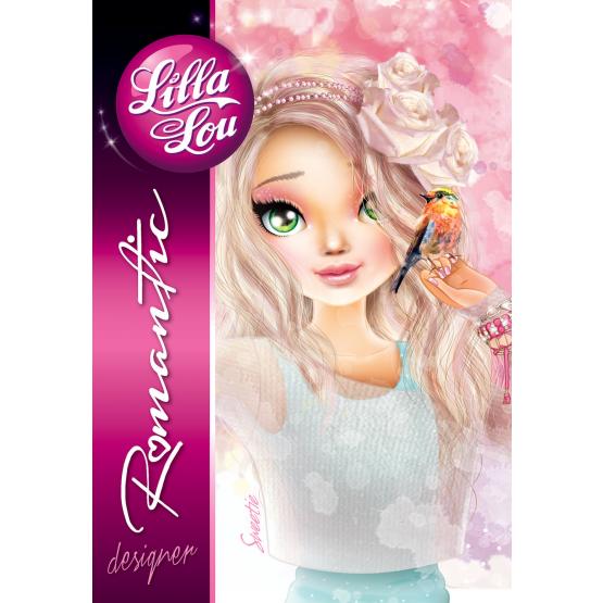 Książka Lilla Lou. Romantic Praca zbiorowa
