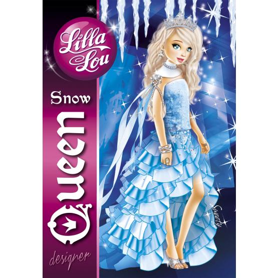 Książka Lilla Lou. Snow queen Praca zbiorowa