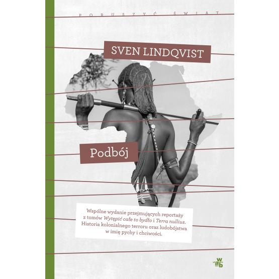Książka Podbój. Kolekcja poruszyć świat Lindqvist Sven