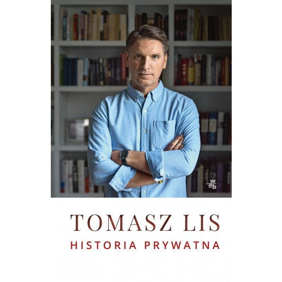 Książka Historia prywatna Lis Tomasz