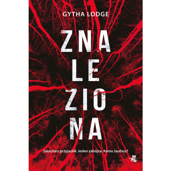 Książka Znaleziona Gytha Lodge
