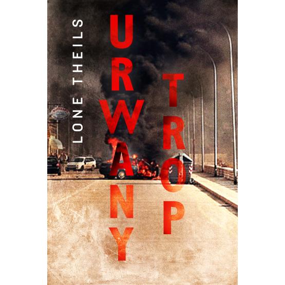 Książka URWANY TROP Lone Theils