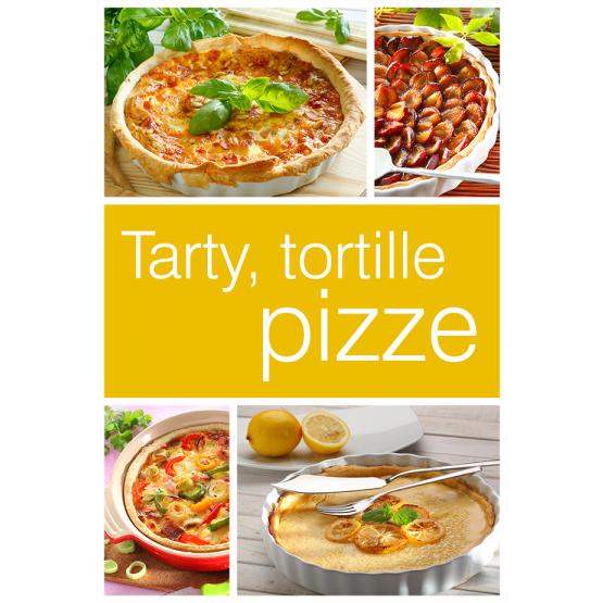 Książka Tarty, tortille i pizze Praca zbiorowa