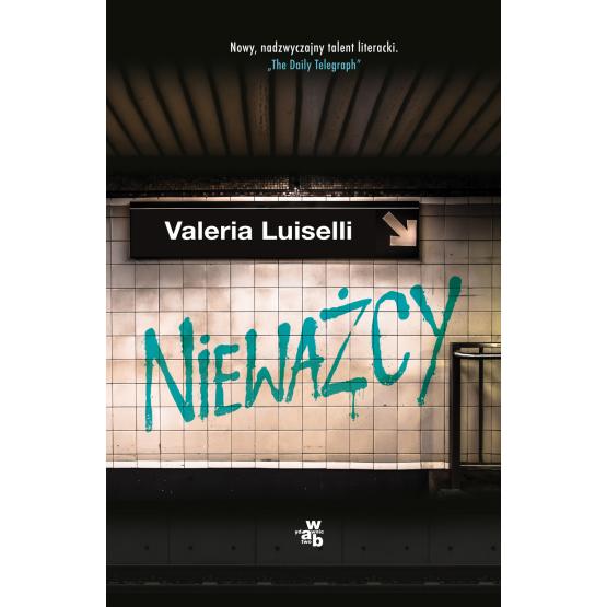 Książka Nieważcy Luiselli Valeria