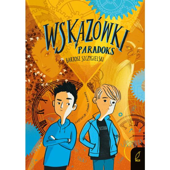 Książka Wskazówki. Paradoks Bartosz Szczygielski