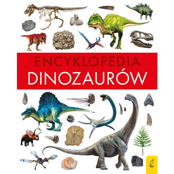 Książka Encyklopedia dinozaurów Paweł Zalewski