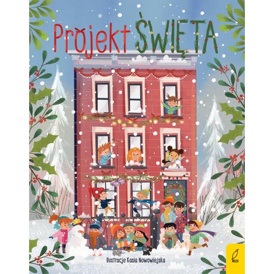 Książka Projekt ŚWIĘTA Magdalena Szczepańska