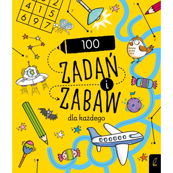 Książka Rysowanie krok po kroku. 100 zadań i zabaw dla każdego Praca zbiorowa
