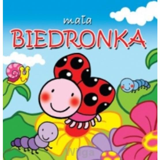 Książka Mała biedronka. Mini zwierzątka Widzowska Agata