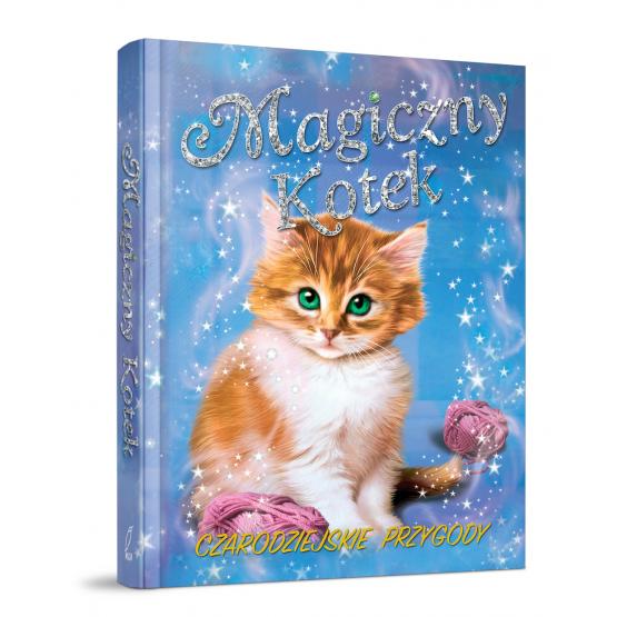 Książka Magiczny Kotek. Czarodziejskie przygody Bentley Sue