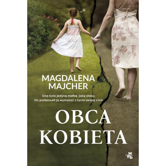 Książka Obca kobieta Magdalena Majcher