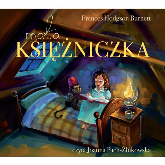 Książka Mała księżniczka Hodgson-Burnett Frances