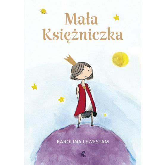 Książka Mała Księżniczka Karolina Lewestam