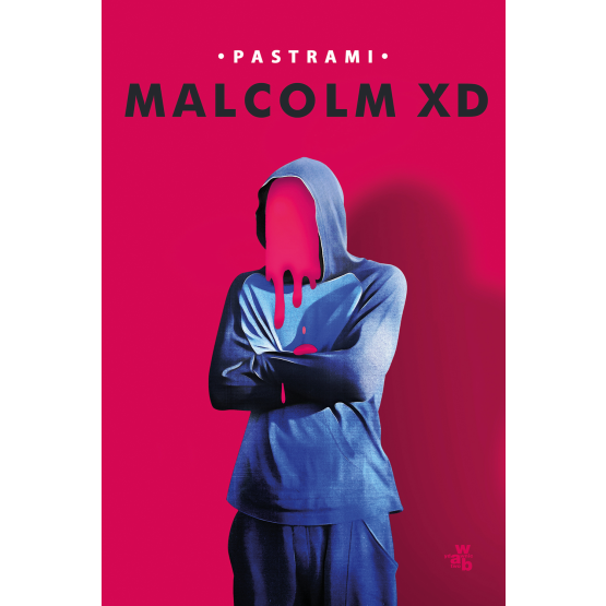 Książka Pastrami. Z autografem Malcolm XD