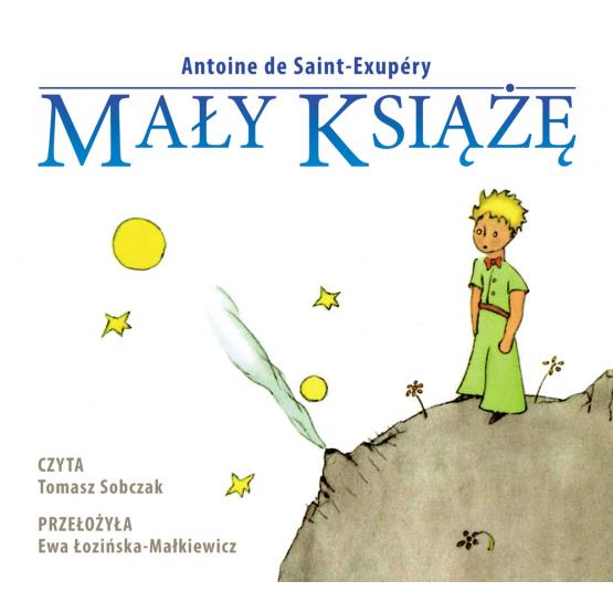 Książka Mały Książę Saint-Exupery De Antoine