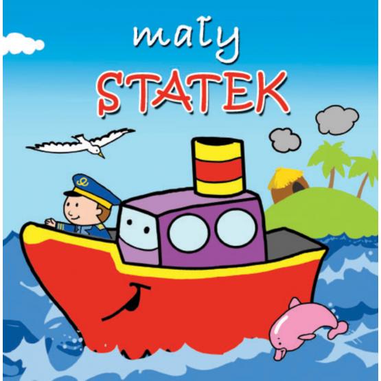 Książka Mały statek. Mini zwierzątka Kozłowska Urszula