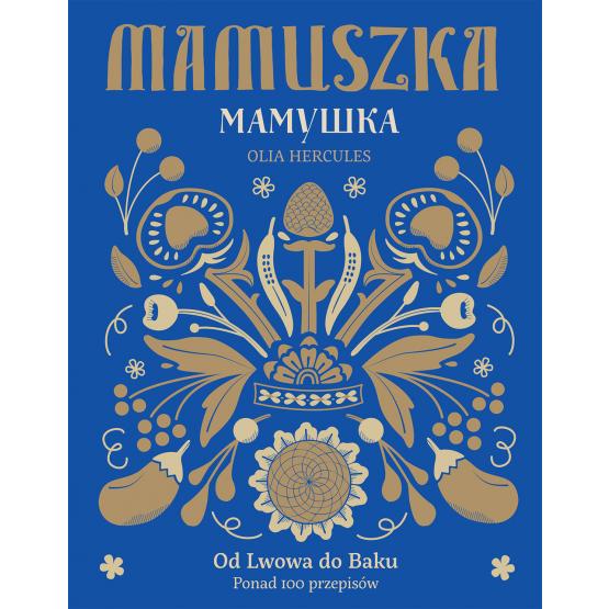 Książka Mamuszka Hercules Olja