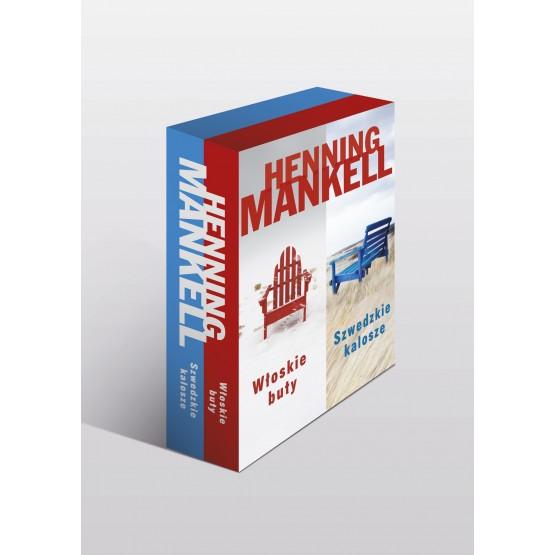 Książka Pakiet: Szwedzkie kalosze / Włoskie buty Mankell Henning