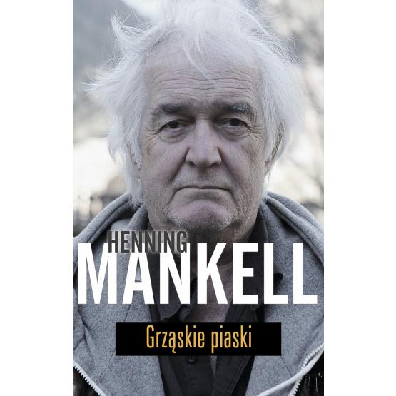 Książka Grząskie piaski Mankell Henning