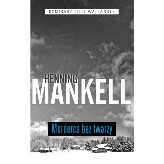 Książka Morderca bez twarzy Mankell Henning