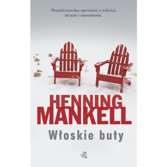 Książka Włoskie buty Mankell Henning