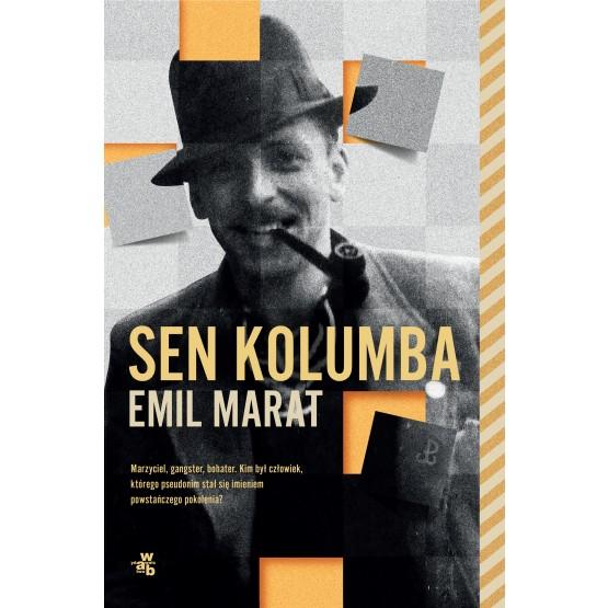 Książka Sen Kolumba Marat Emil