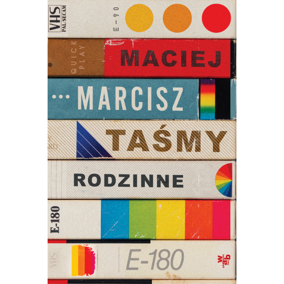Książka Taśmy rodzinne Maciej Marcisz