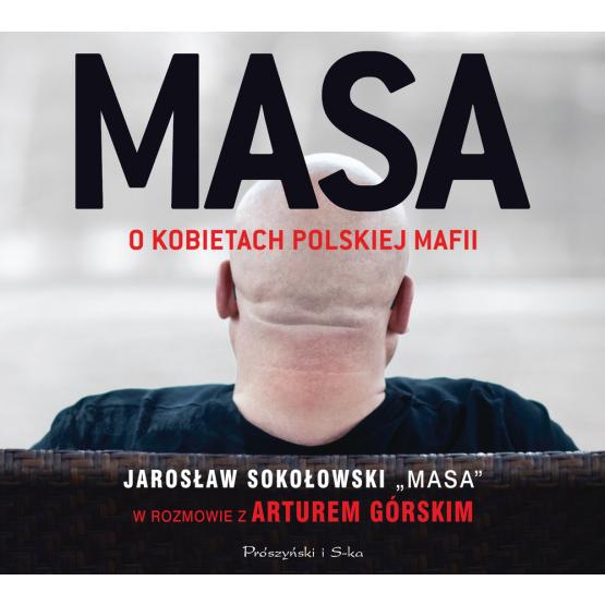 Książka Masa o kobietach polskiej mafii Górski Artur