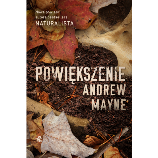 Książka Powiększenie Andrew Mayne