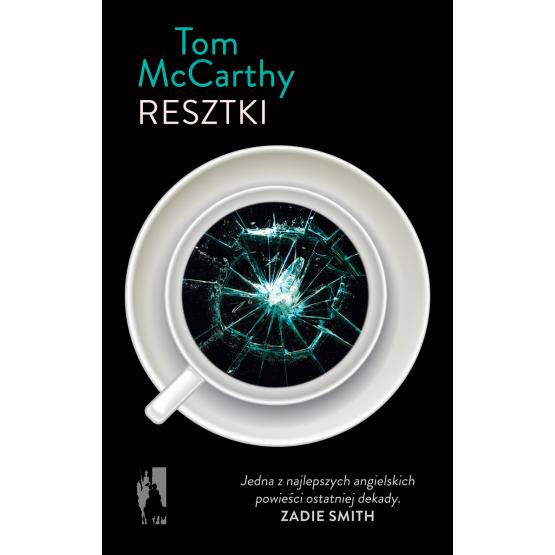 Książka Resztki McCarthy Tom