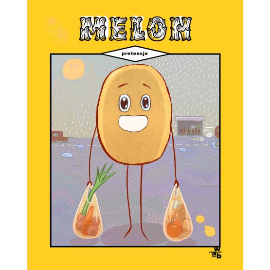 Książka Melon. Pretensje Melon -