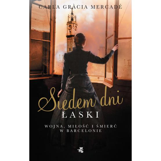 Książka Siedem dni łaski Mercade Gracia Carla
