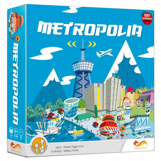 Gra ekonomiczna Metropolia
