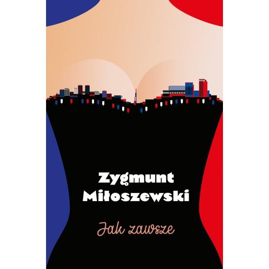 Książka Jak zawsze Miłoszewski Zygmunt