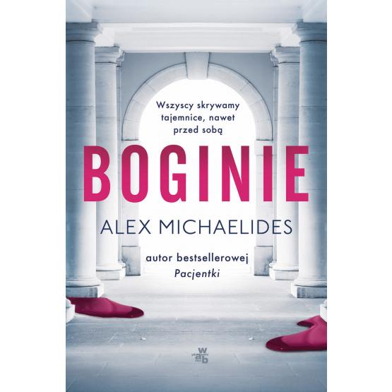 Książka Boginie Alex Michaelides