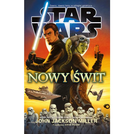 Książka Star Wars. Nowy świt Miller Jackson John