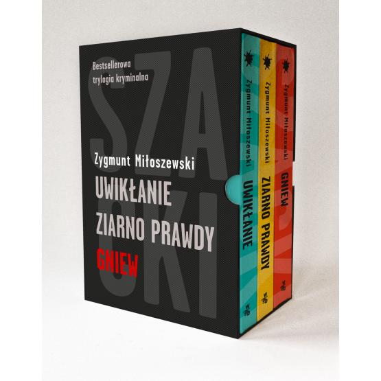 Książka BOX. Miłoszewski Miłoszewski Zygmunt